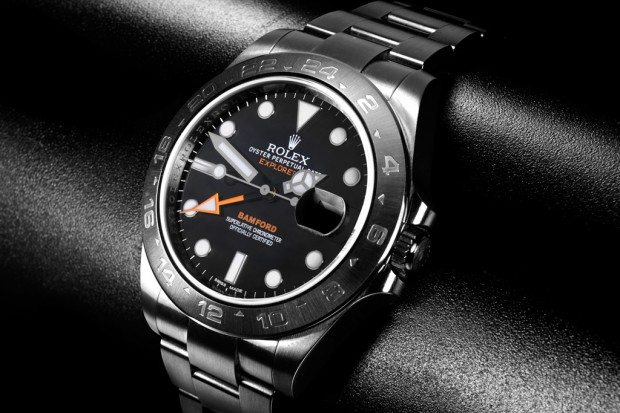 Rolex Explorer Bamford Replica Watches