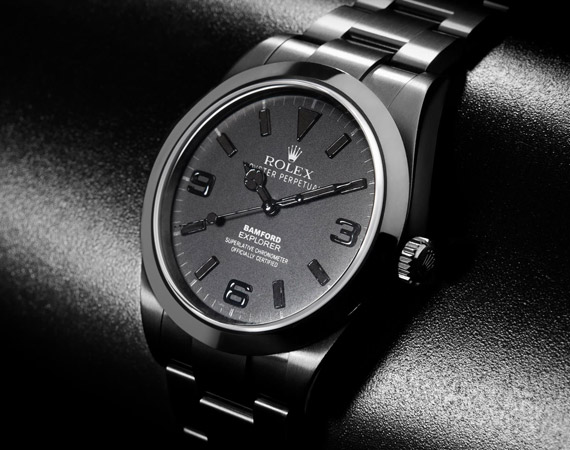 Rolex Bamford Replica Watches