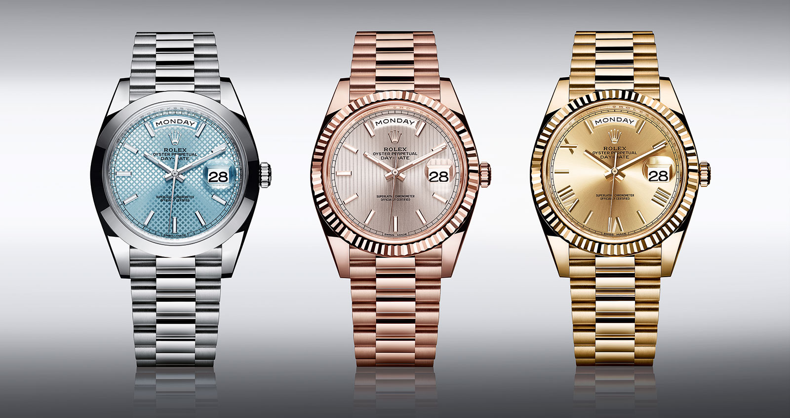 Rolex Day Date President Replica Watches