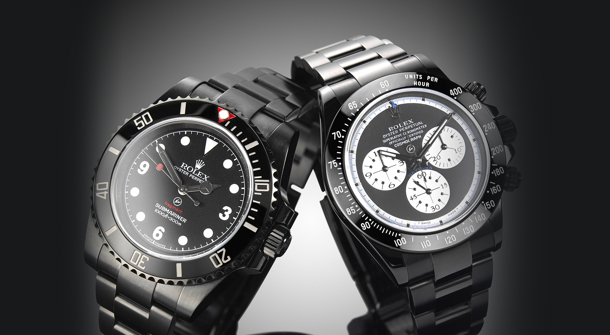 Rolex Daytona Bamford Replica Watches