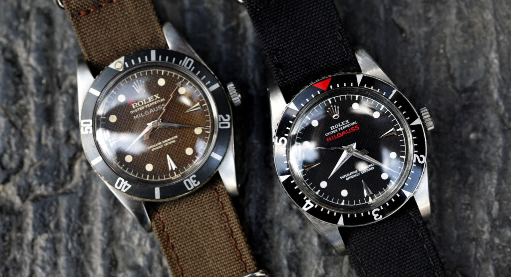 Rolex Milgauss Vintage Replica Watches