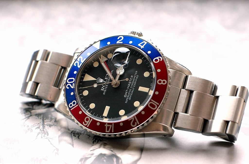 Rolex GMT-Master Replica Watches