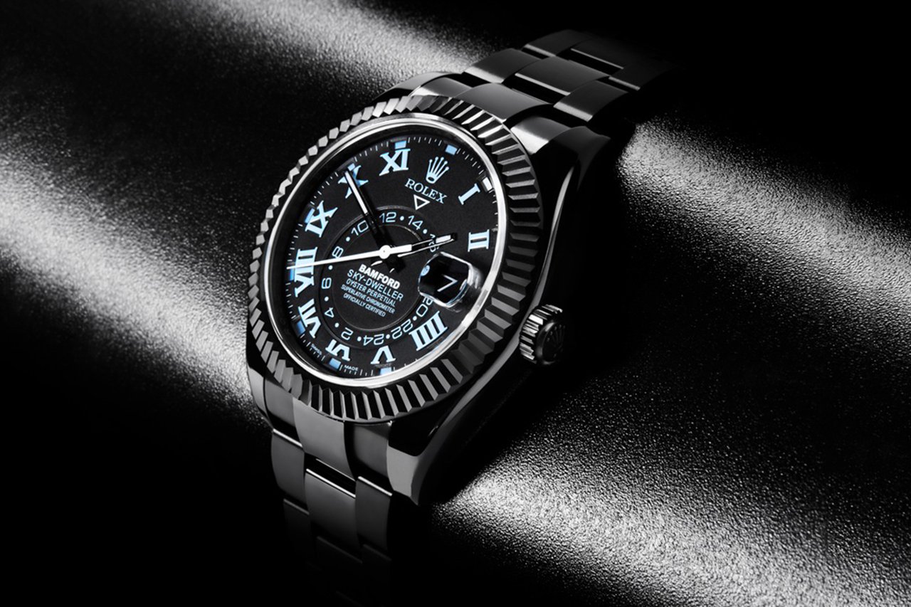 Rolex Sky-Dweller Bamford Replica Watches