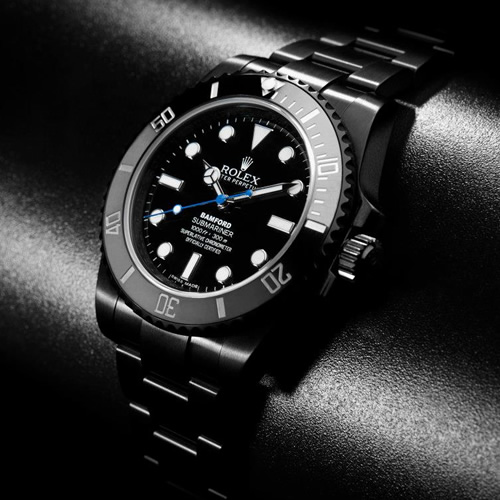 High Quality Rolex Submariner Bamford Replica In Low Price