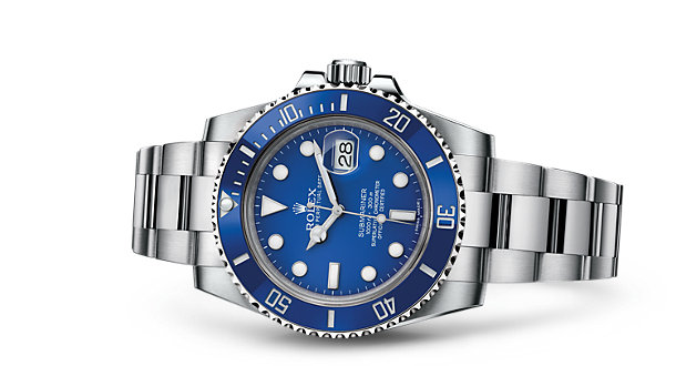 Rolex Submariner Blue Replica Watches