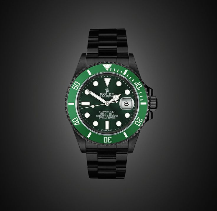 Rolex Submariner Project X Replica Watches