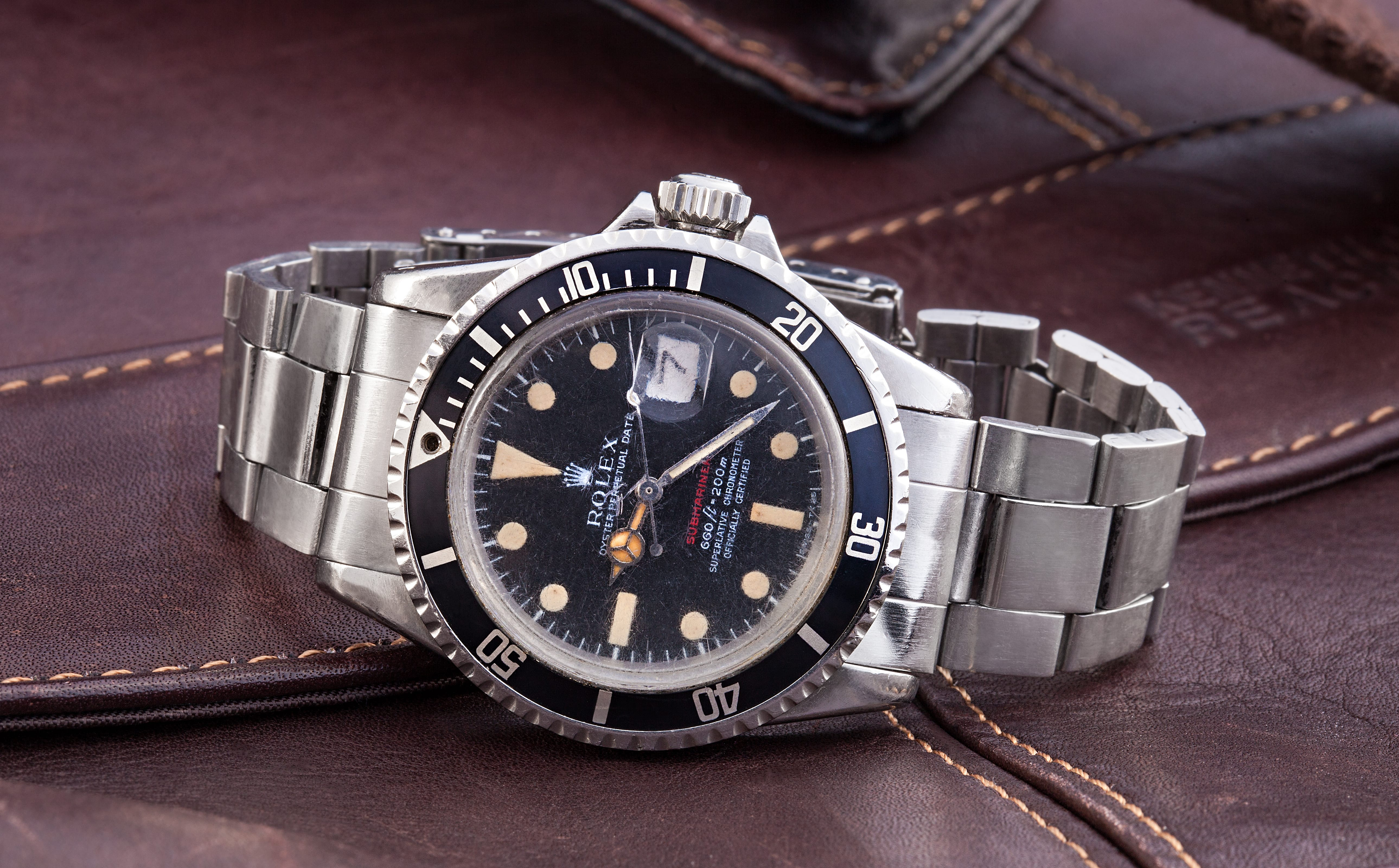 Rolex Submariner Vintage Replica Watches
