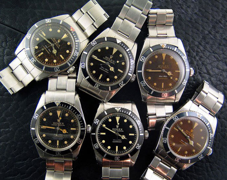 Rolex Vintage Replica Watches